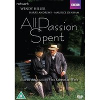 All Passion Spent: The Complete Series DVD