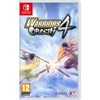 Warriors Orochi 4 Nintendo Switch Game