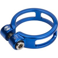 Box Helix Seat clamp Blue 31.8mm