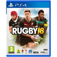 Rugby 18 PS4 Game