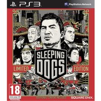 Sleeping Dogs Limited Edition Game