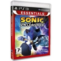 Sonic Unleashed Game (Essentials)