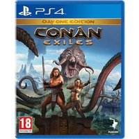 Conan Exiles Day One Edition PS4 Game
