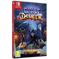 Grave Danger Nintendo Switch Game