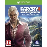 Far Cry 4 Complete Edition Xbox One Game