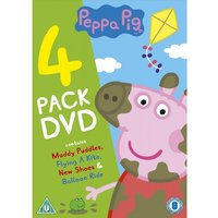 Peppa Pig: The Muddy Puddles Collection DVD