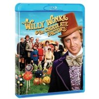 Willy Wonka And The Chocolate Factory Blu-ray