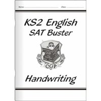 KS2 English Writing Buster - Handwriting