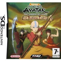 Avatar The Last Airbender Burning Earth Game