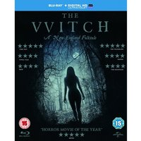 The Witch Blu-ray (2016)