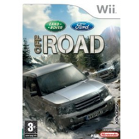Land Rover Off Road Game