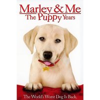 Marley & Me The Puppy Years DVD