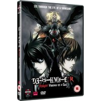 Death Note Relight Volume 1 DVD