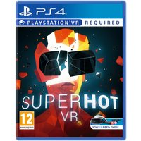 Superhot VR PS4 Game (PSVR Required)