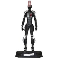 Zero (Borderlands) Action Figure