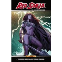 Red Sonja Volume 12: Swords Against the Jade Kingdom TP