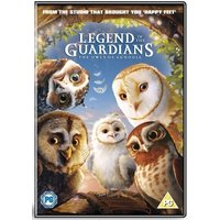 Legend of the Guardians DVD