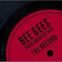 The Bee Gees  - The Record Their Greatest Hits Music CD