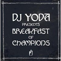 DJ Yoda - Breakfast of Champions Vinyl
