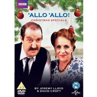 Allo 'Allo - The Christmas Specials DVD