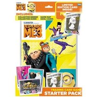 Despicable Me 3 Trading Card Game Starter Pack