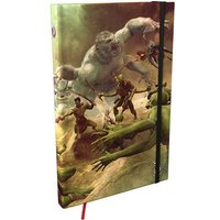 Prince of Helium Notebook: John Carter of Mars, Adventures on the Dying World of Barsoom RPG