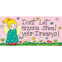 Don't Let Anyone Steal Your Dreams Pack Of 12