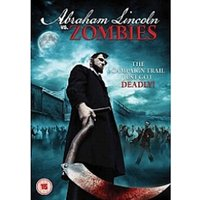Abraham Lincoln Vs Zombies DVD