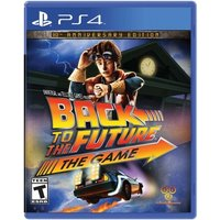 Back To The Future 30th Anniversary PS4 Game (#)