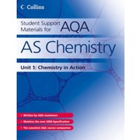 Student Support Materials for AQA : AS Chemistry Unit 1: Foundation Chemistry