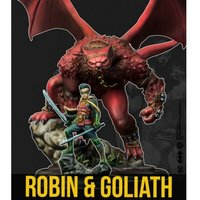 Robin & Goliath: Batman Miniature Game