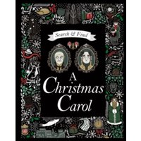 Search and Find A Christmas Carol : A Charles Dickens Search & Find Book
