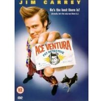Ace Ventura - Pet Detective DVD
