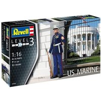 US Marine 1:16 Revell Model Figure