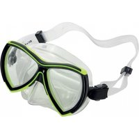 Divetech Ocean Mask Black / Yellow