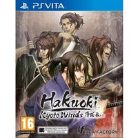 Hakuoki Kyoto Winds PS Vita Game