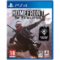 Homefront The Revolution Day One Edition PS4 Game