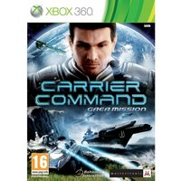 Carrier Command Gaea Mission Game