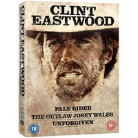 Pale Rider/The Outlaw Josey Wales/Unforgiven DVD