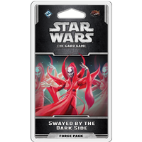 Star Wars LCG: Swayed By The Dark Side Force Expansion Pack