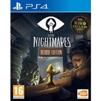 Little Nightmares Deluxe Edition PS4 Game