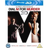 Dial M for Murder 3D Blu-ray