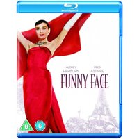 Funny Face Blu-ray