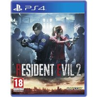 Resident Evil 2 Remake PS4 Game