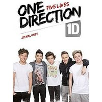 'One Direction: Five Lives Paperback – 14 Oct 2013