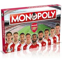 Arsenal F.C. 17/18 Football Club Monopoly Board Game