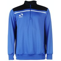 Sondico Precision Quarter Zip Sweatshirt Adult XX Large Royal/Navy