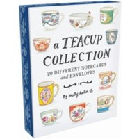 Teacup Collection Notes : 20 Different Notecards and Envelopes
