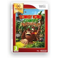 Donkey Kong Country Returns (Selects) Game