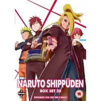 Naruto - Shippuden: Collection - Volume 20 DVD